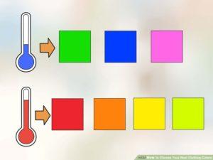 Tips pilih warna dress 2