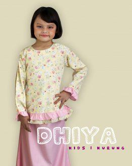 Dhiya Kids Kurung